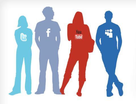 Reti e affinità elettive (in tempo reale) - Pagina 2 Social-media1