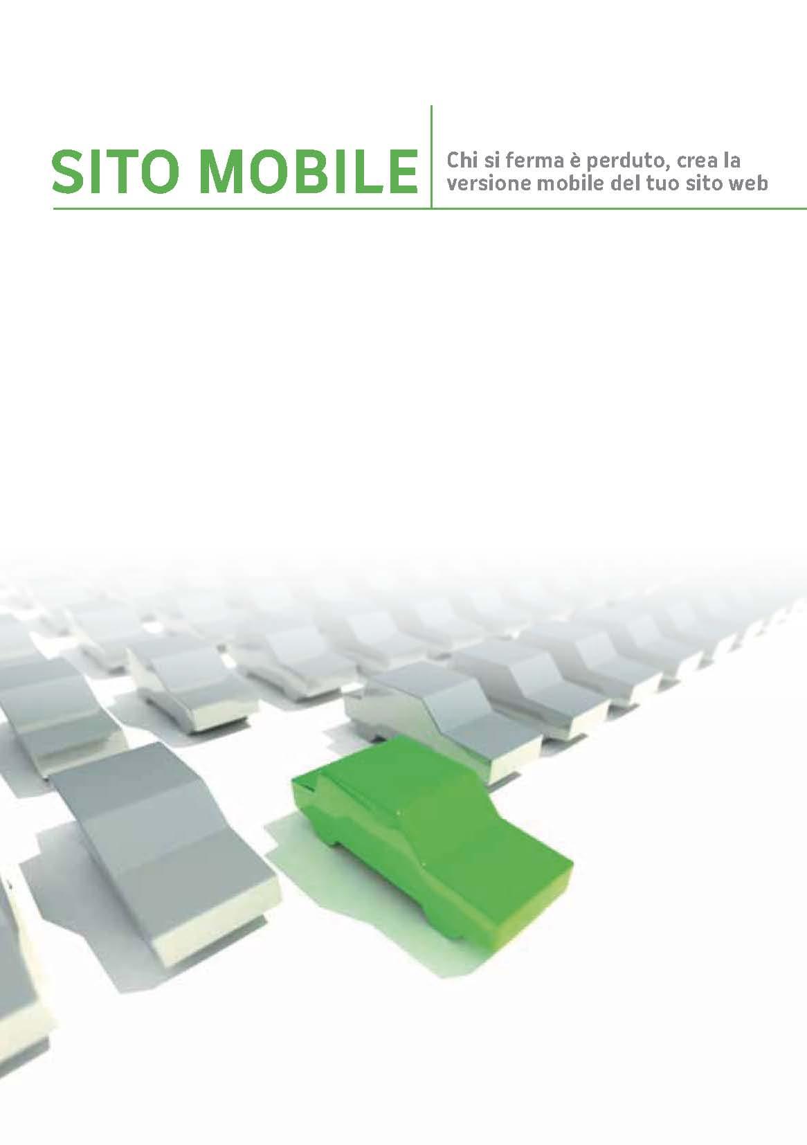 Sito mobile una necessit che diventa virt for Sito mobili